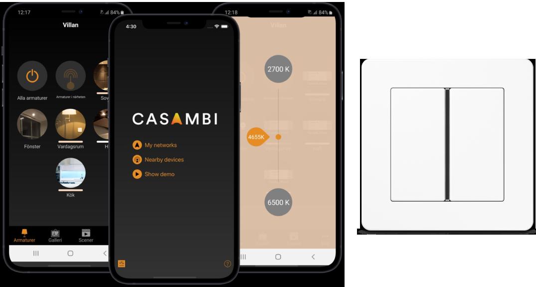 casambi_smartphone-schalter
