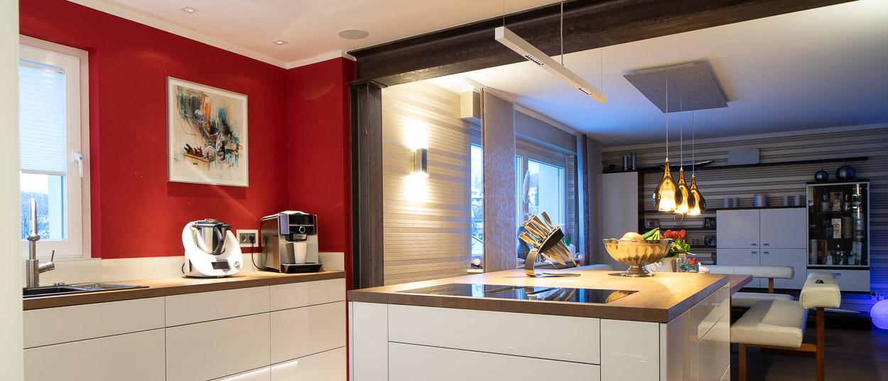RIXLICHT: Küche in Werdohl